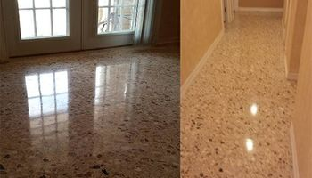 MARBLE, TERRAZZO, GRANITE & TRAVERTINE RESTORATION