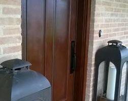 Restoring Front doors