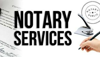 Notary Public Services (+Permanent Resident Card)