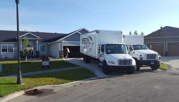 BISON MOVING COMPANY- FARGO/MOORHEAD'S BEST