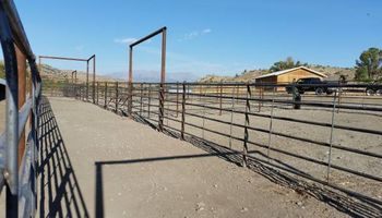 Crazy Mountain Fabrication. Fencing/Corrals Installation