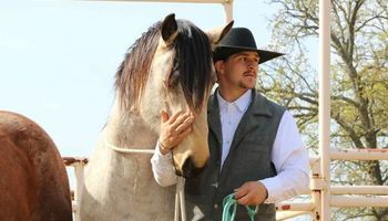 Durfee Quarter Horses. Horse training/ natural horsemanship