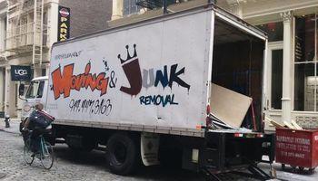 Junk REMOVAL /DEBRI REMOVAL/ MOVING