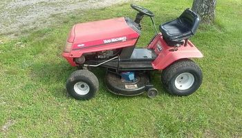 JW'S  lawnmower, tractor, ... , repair