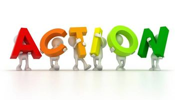 Action Cleaning & Organizing
