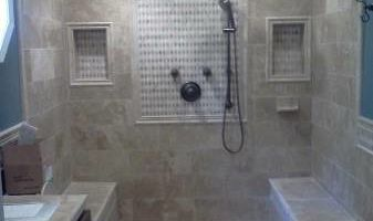 Bathroom Remodeling-Tile and Stone Installation