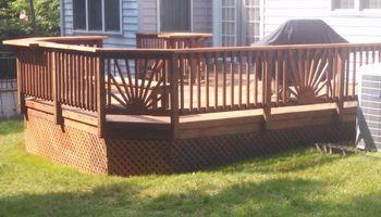 A1 deck restoration handyman services