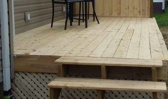 Need a deck built?!