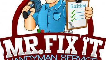 Mr FixIt - HandyMan Service
