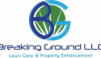 Breaking Ground LLC. Lawn service