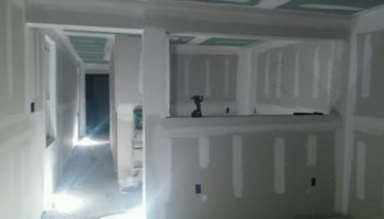 24hr Demo, Sheetrock, Flooring, Trim work