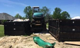 Debris removal/ storm damage