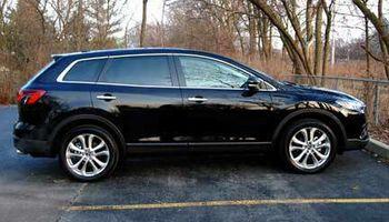 PERSONAL DRIVER /2013 BLACK SUV