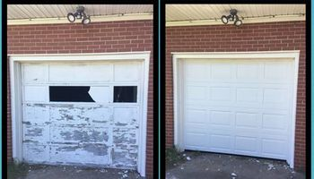 GARAGE DOOR repair & install