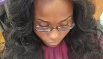 Lace Closure included with Full Sew in weave