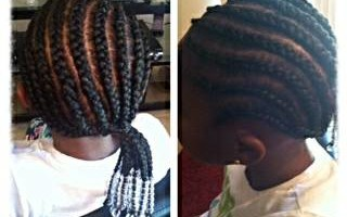 Come Get Your Kids Hair Braided