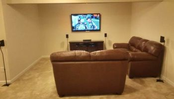 Wall Mounted TV INSTALLATIONS
