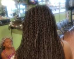 Crochet Braids by Fatimah