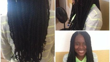 Afforable Braids, Havana/Marley Twist, Crochet