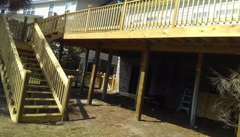 CHARLESTON FENCE AND DECK CO..