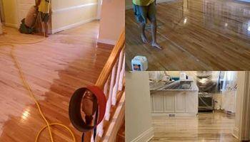 Hardwood Flooring Install/Refinish Work