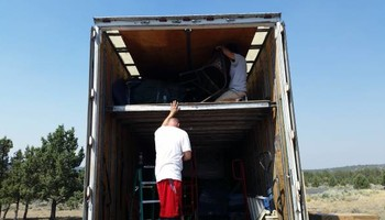 CENTRAL OREGON'S MOVING & RELOCATION SERVICE