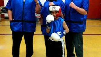 BOXING OREGON SILVER GLOVES CHAMPIONSHIPS