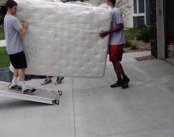 Insured/Safe Moving Labor: Iowa Moving 1, LLC