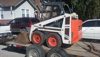 Bobcat for hire / skidloader services