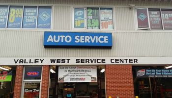 VALLEY WEST AUTO REPAIR SERVICE CENTER