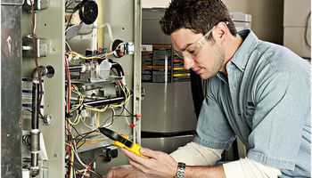 Furnace tune ups and other HVAC service