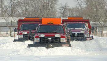 Snow Plowing, Snow Removal, and Ice Control