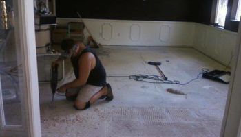 Flooring Installation and Repairs