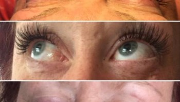 Eyelash extensions - Classic $60