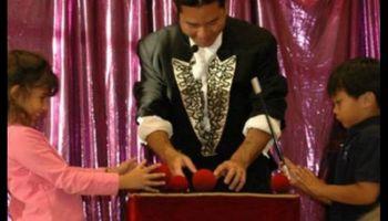 Allen magician