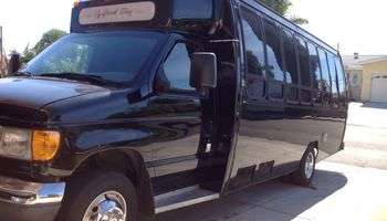 PARTY BUS/ 23 passenger/ $79/hr+ (50 psgr bus also avail.)