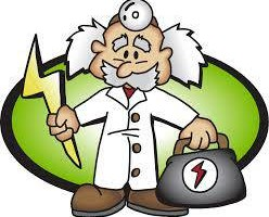 Master Electrician. You Can Call Me Doctor! Goetz Electric Inc.