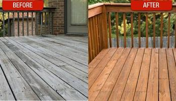 Restora Blast Deck Restoration. FURNITURE, WOOD, STEEL...