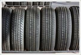 New and used tires service
