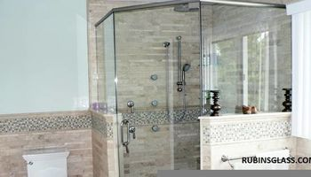 Frameless Shower Doors, Sliding Glass Doors, Glass replacement.