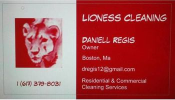Lioness Cleaning Service