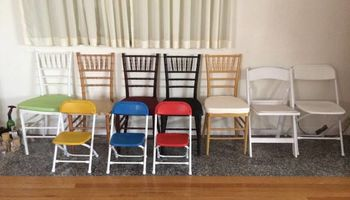 NYC CHAIR RENTALS