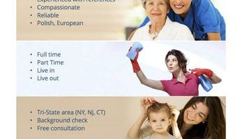 Help Finder. Polish and European Caregivers/Companions/Aides