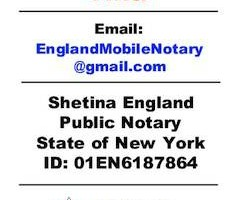 24hr Mobile Notary
