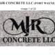 MJR CONCRETE LLC