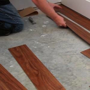 Flooring Wood Vinyl Glue Down 619 755 3312 Los