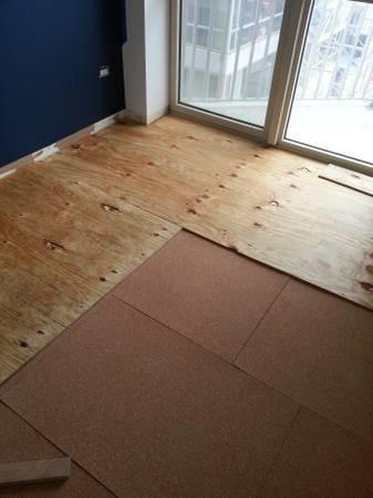 Expert Hardwood Flooring modern new brown kitchen with cherry floor Asb Flooring Inc Expert Hardwood Flooring Call Today