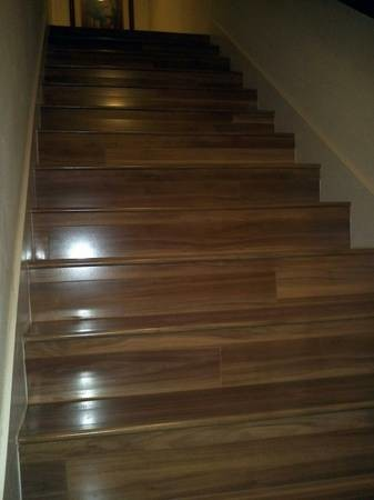 Free estimates laminate floor or tile installation 512 for Hardwood floors estimate