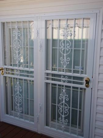 Steel Fences Gates Burglar Bars Security Doors 832