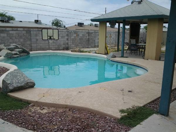 Swimming Pool Service 480 584 1394 Phoenix Az